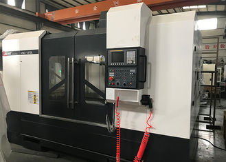 Big 35KVA Total Power CNC Vertical Machining Center With 3.5s Tool Changing Time