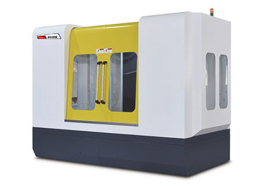 80 Kgf / Cm²  CNC Deep Hole Drilling Machine , Multifunction CNC Drilling Equipment